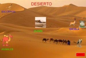 Recursos Educativos: El desierto-Los tuaregs