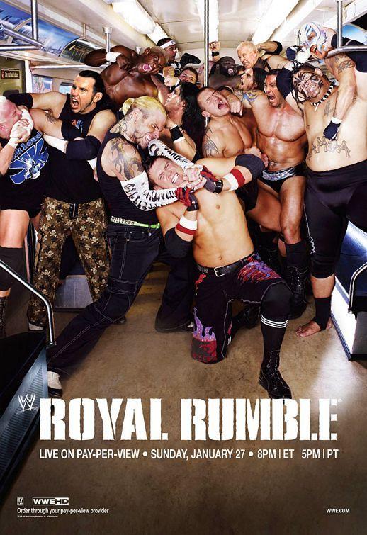 WWE Royal Rumble (tv)