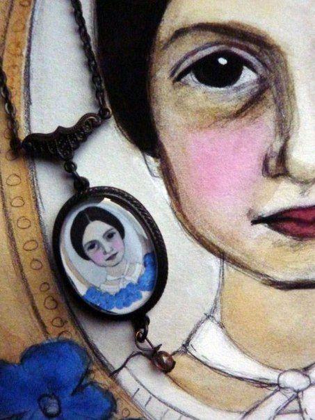 "#Debra_Styer  Алехандра Писарник.   Стихотворение для Эмили Дикинсон  ""По ту сторону ночи её ждёт её имя, её тайная жажда жизни — по ту сторону ночи!"""