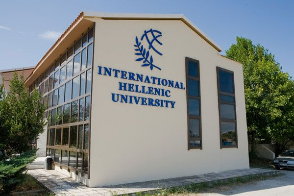 International Hellenic University, Greece