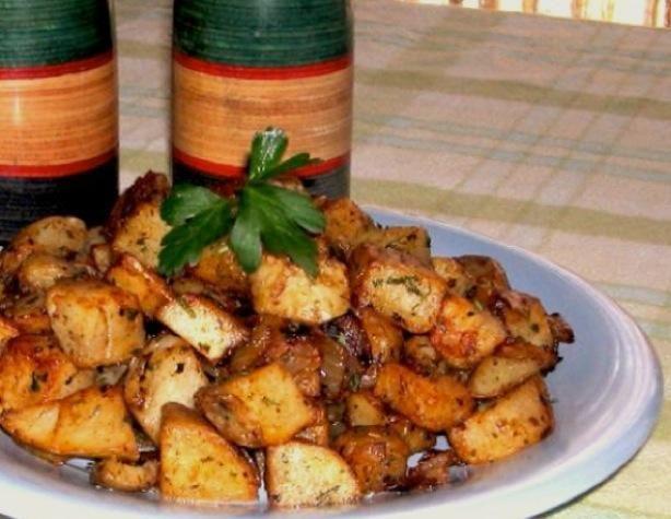 Herbed Country Breakfast Potatoes