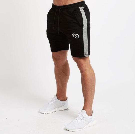 2018 Quality Men Golds Brand Fitness Shorts Mens Professional Bodybuilding Shortheavengifs
