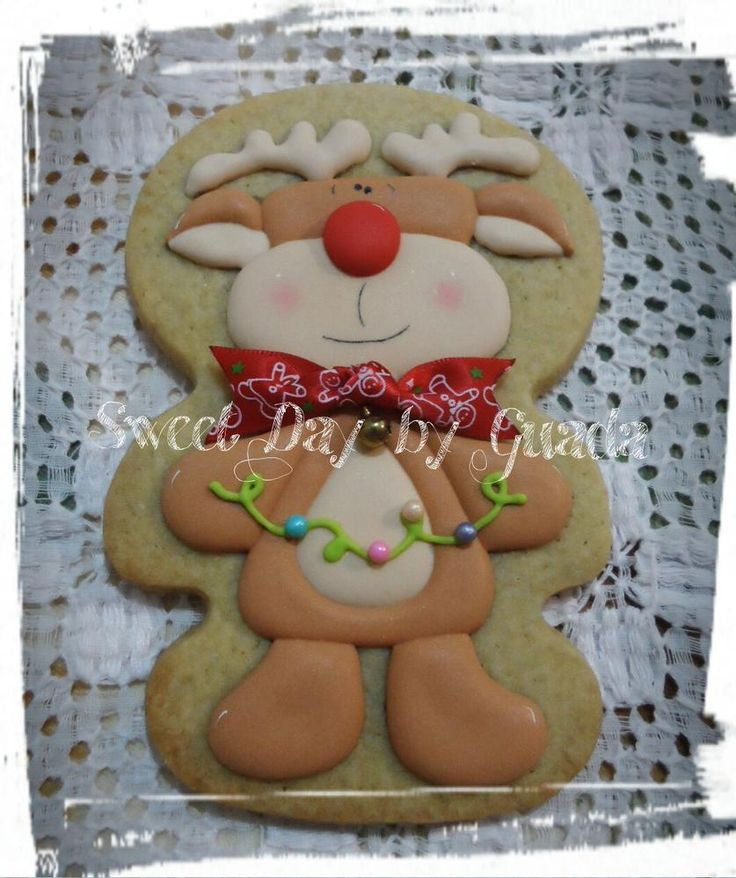 Rudolph the Red-Nosed Reindeer   Cookie Connection