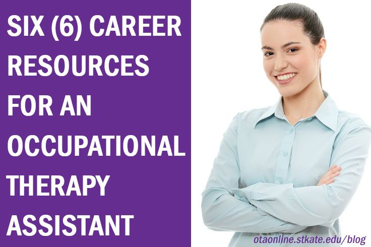 Occupational Therapy Assistant (OTA) best majors to find a job