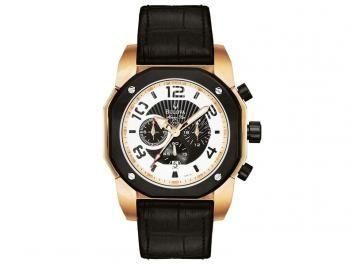 Relógio Masculino Bulova WB 31050 P - Analógico Resistente à Água Cronógrafo
