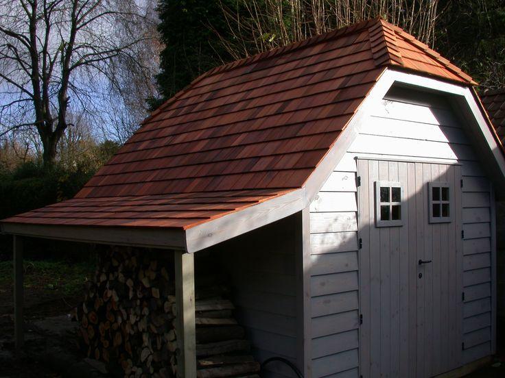 Les 25 meilleures id es concernant bardeaux de c dre sur for Type de toiture maison