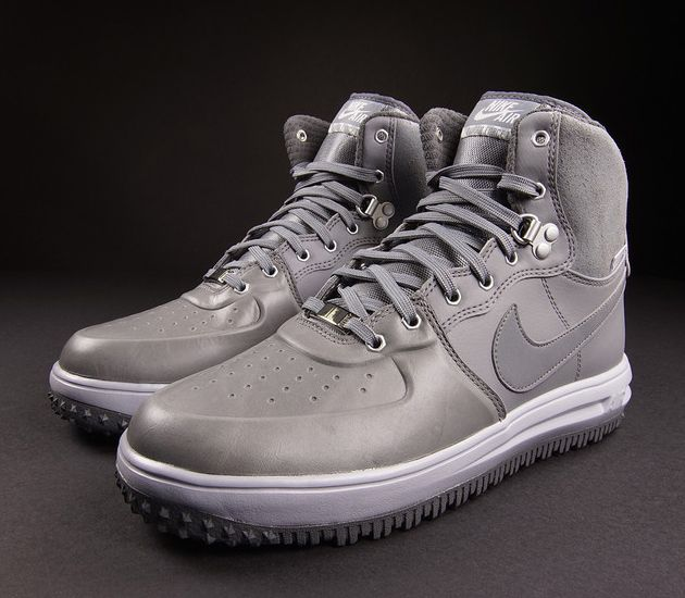 online store 6e358 9fd5f ... where to buy nike lunar force 1 sneakerboot cool grey 57d3f 49290