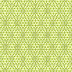 Asanoha-mon (green) - Chiyogami - Art - Canon CREATIVE PARK - lien en dessous de l'image vers PDF