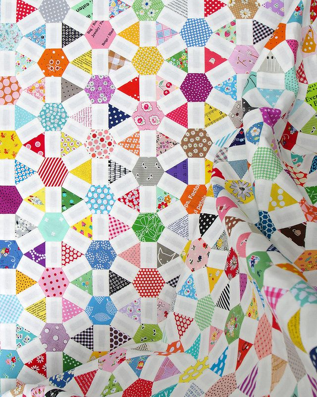 english paper piecing series Archives   The Zen of Making