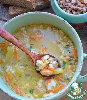 Суп с гречневыми клецками-кнопками Источник: http://www.povarenok.ru/recipes/show/117153/