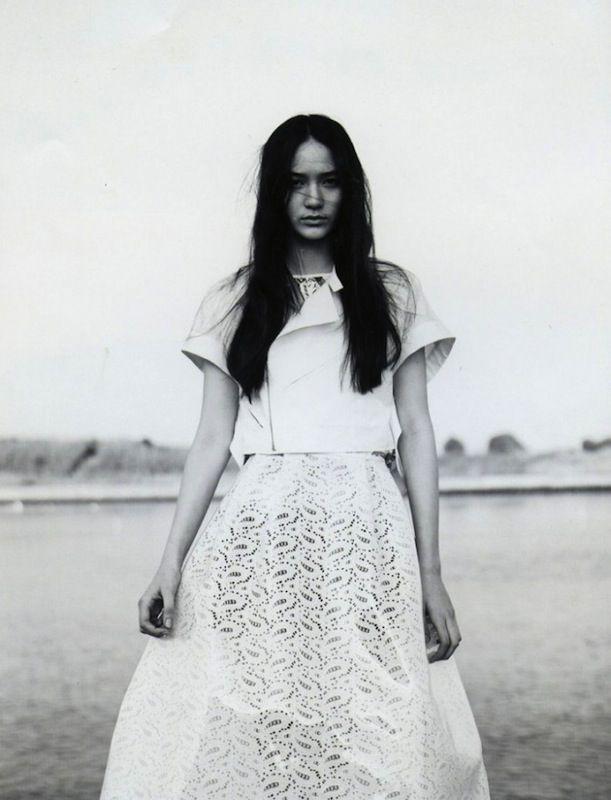 パルコで写真展開催、注目の15歳の日本人モデル松岡モナの画像