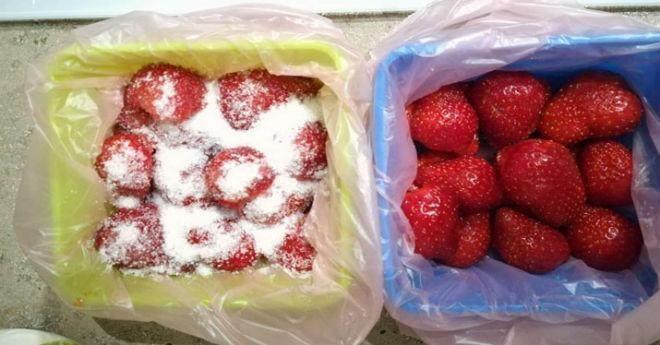 Как заморозить клубнику! Несложные хитрости сохранят клубнику ароматной! — turizmp.ru
