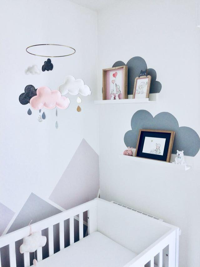 25 + › Babyzimmer – Mädchen –
