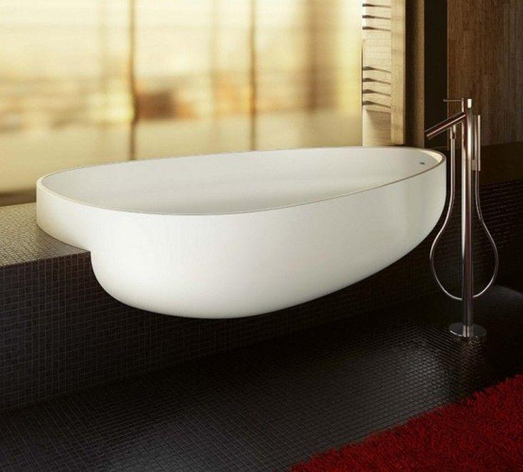 Spa Like Beyond Bathtub - http://homeypic.com/spa-like-beyond-bathtub/