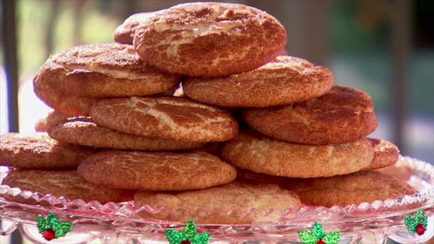 Get this all-star, easy-to-follow Snickerdoodles recipe from Trisha Yearwood