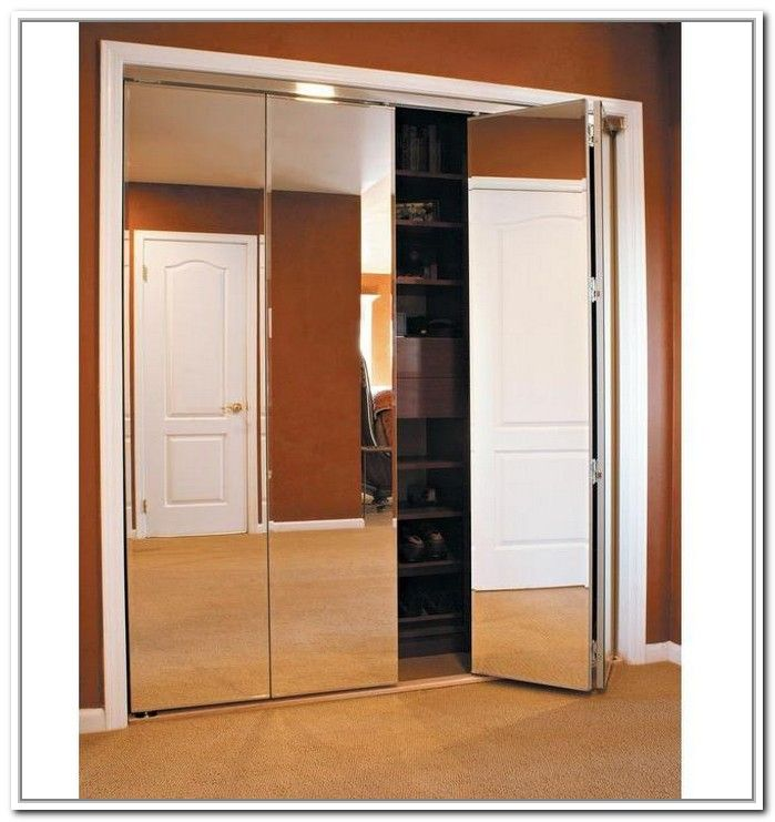 Best 25+ Mirrored bifold closet doors ideas only on ...