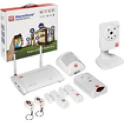 For Sale Oplink Connected  Alarmshield Wireless Security System With Wireless Camera  White Compare Prices