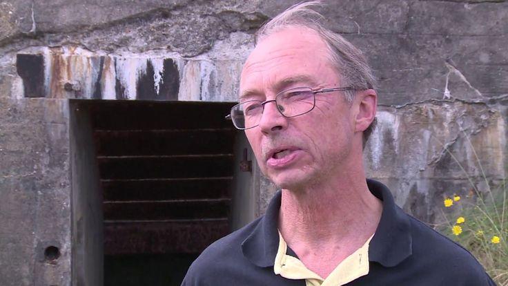 Tv-klip: Anne-Vibeke Rejser - Fanø, rundtur i bunkers