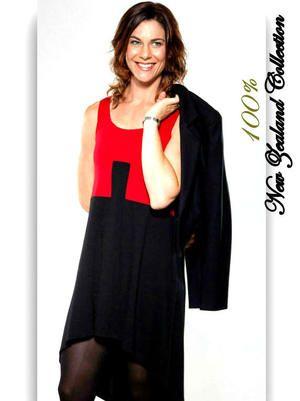 Winter Wool Dress NZ - Swing