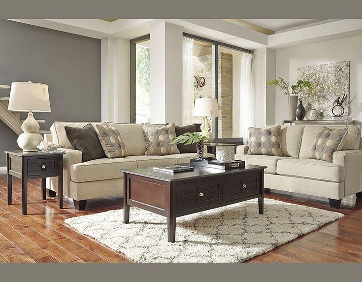 Superb Brielyn   Linen   Sofa U0026 Loveseat By Benchcraft. Get Your Brielyn   Linen    Sofa U0026 Loveseat At Owenu0027s Home Furnishings, Clinton NC Furniture Store.