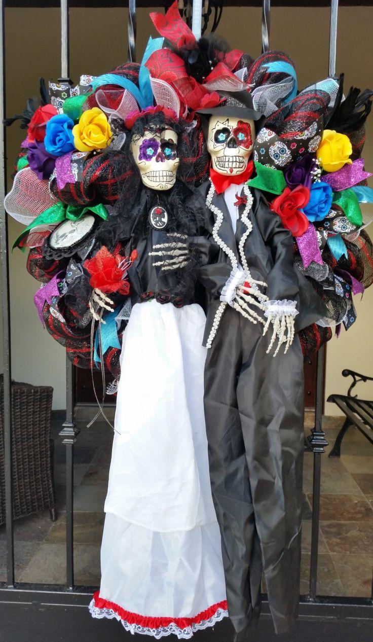 30 best Halloween Weaths images on Pinterest