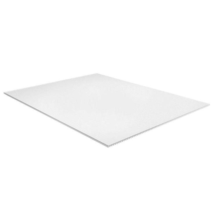 best 25 corrugated plastic sheets ideas on pinterest corrugated plastic corrugated plastic. Black Bedroom Furniture Sets. Home Design Ideas