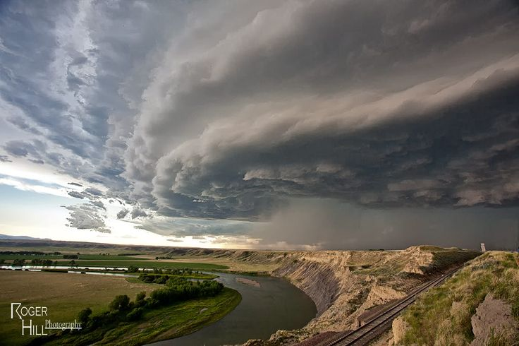 Prairie Storm by Roger Hill on 500px
