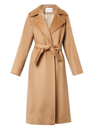 Manuela Coat by Max Mara