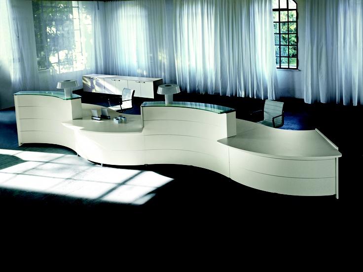 1000 images about recepciones on pinterest for Recepciones modernas para oficinas