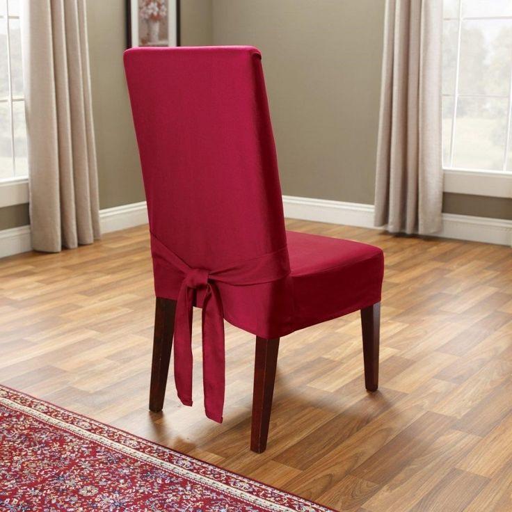 Stretch Covers For High Back Dining Chairs