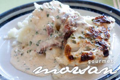 Gourmetmorsan: Sillahallens torskrygg med bacon och gräslök!