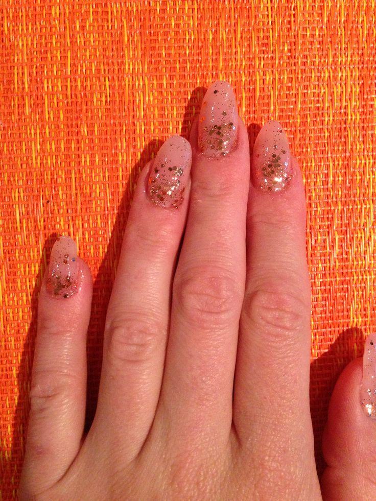 25+ Beautiful Summer Nails Almond Ideas On Pinterest
