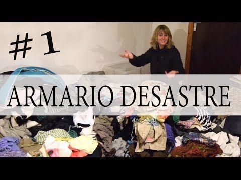 LA MAGIA DEL ORDEN- CÓMO ORDENAR EL ARMARIO 1# - YouTube