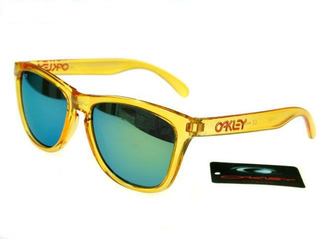 low-priced Oakley Frogskins Sunglasses crystal yellow frames yellow-blue Iridium sale online, save up to 90% off hunting for limited offer, no duty and free shipping.#oakley #oakleysunglasses #sportsunglasses #sunglasses #ok #o