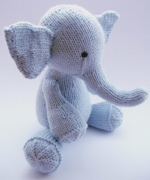 Knitting Pattern For Baby Elephant : 859 best images about Diy on Pinterest Bracelets, Peyote stitch and Rainbow...