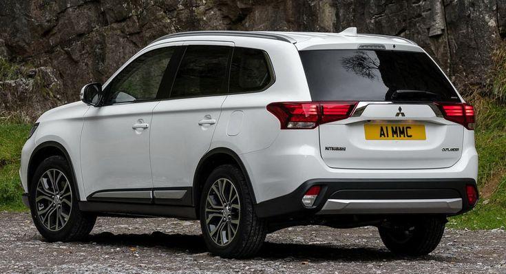 Updated 2017 Mitsubishi Outlander Diesel Joins UK Range Priced From 24999