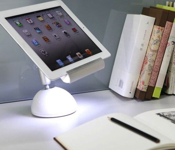 For the office - iLight Table Stand Lamp - $60