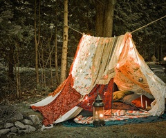 campingIdeas, Blanket Cont, Tents, Backyards Camps, This Summer, Back Yards, Blankets Cont, Backyard Camping, Date Nights