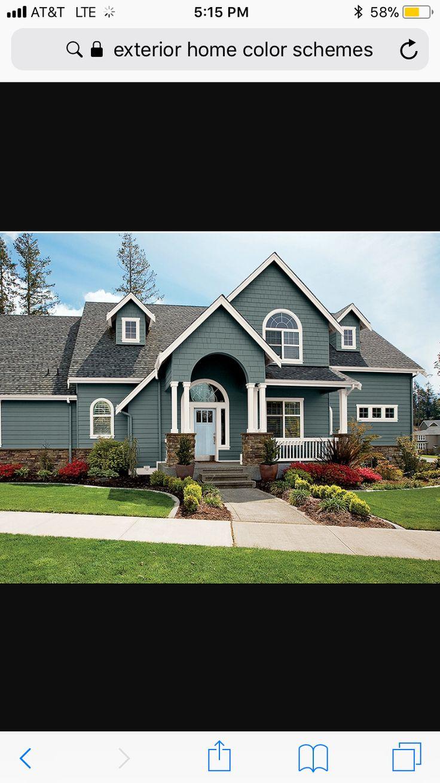 Exterior House ColorsExterior Paint ColorsExterior DesignHouse Renovations House RemodelingRanch House AdditionsRanch House ExteriorsRanch  AdditionHome ...