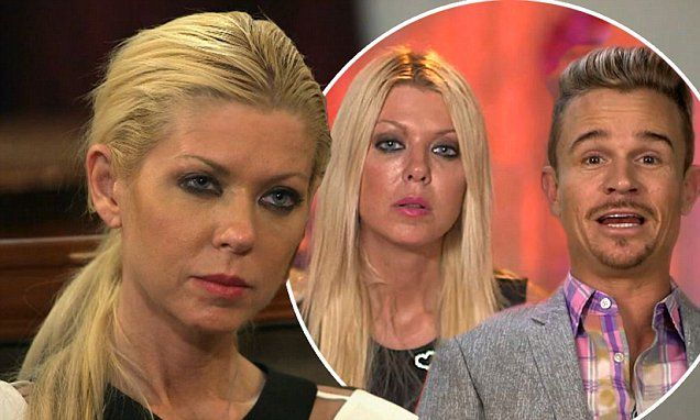 'You act like a f***ing crazy person':Tara Reid called out by Dean May