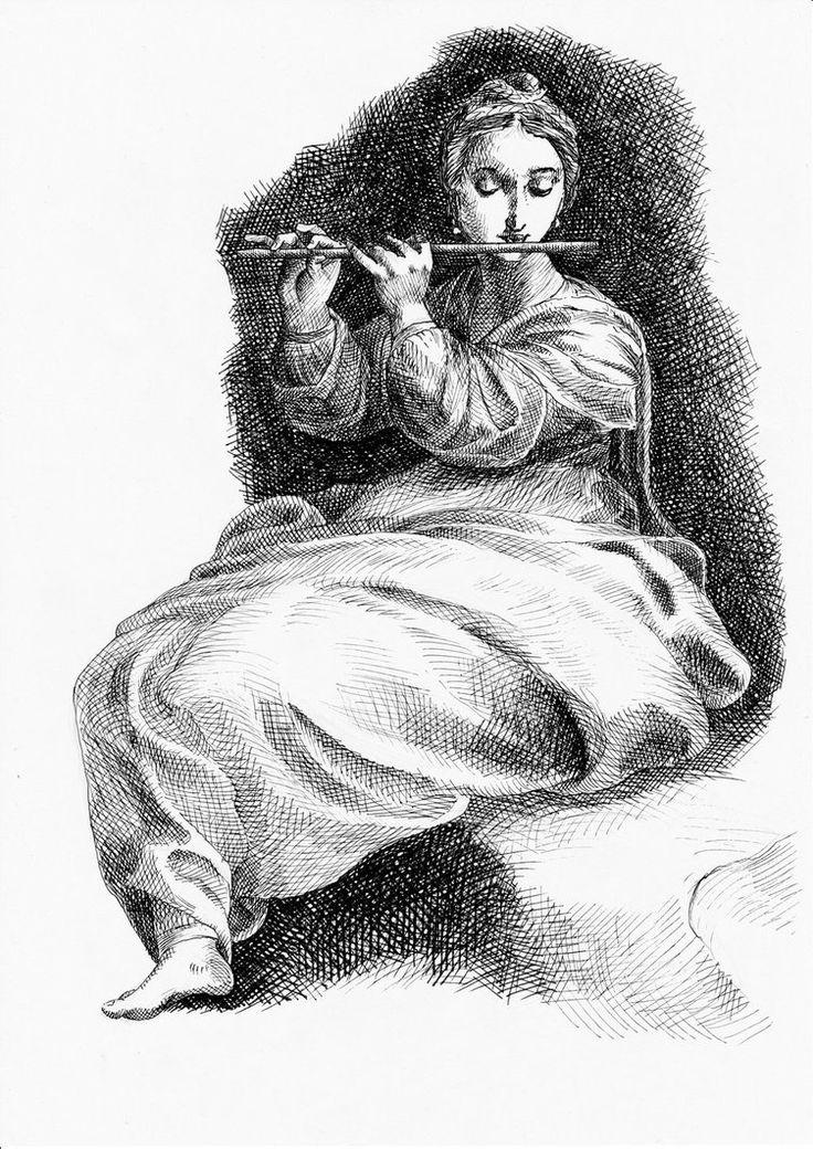 Figure Drawing by OliverDaniel on DeviantArt