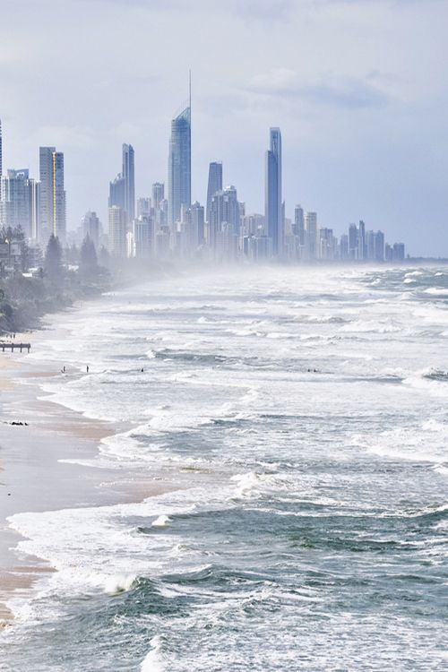 Surfers Paradise Australia, heading here on the 16th of December! So excited!