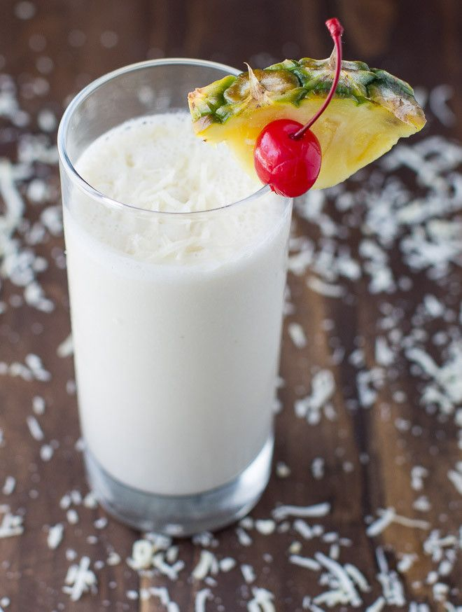 Start your day with a taste of the tropics: Chobani Greek yogurt, coconut water, pineapple, and banana blended to sweet Tropical Smoothie perfection!