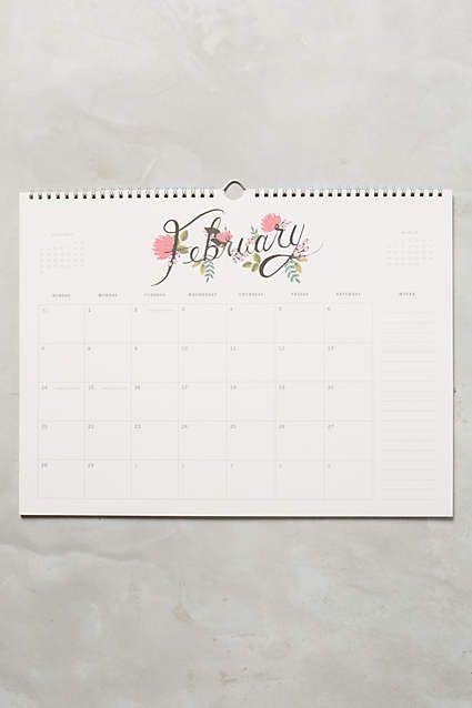 25+ parasta ideaa Appointment Calendar Pinterestissä Päivyri 2015 - appointment planner