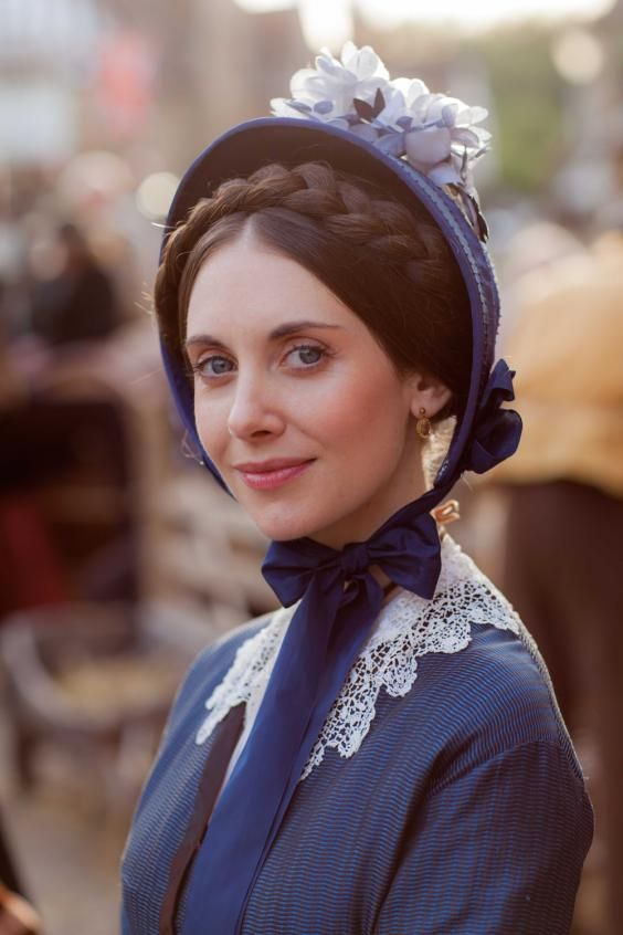 Alison Brie in Doctor Thorne