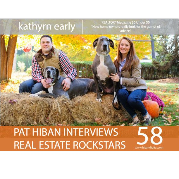 Kathryn was selected as one of the nationwide 30 under 30 class of 2014 by REALTOR® Magazine, and is a rising star in the world of Real Estate. Starting at age 24 Kathryn was a junkyard dog taking anything she could get her hands on... #realestate #podcast #pathiban #hibandigital #hibangroup #HIBAN #realestatesales #realestateagent #realestateagents #selling #sales #sell #salespeople #salesperson #kathrynearly