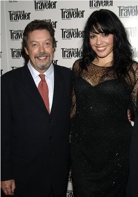 Sara Ramirez and Tim Curry- King Arthur and The Lady of the Lake- Spamalot
