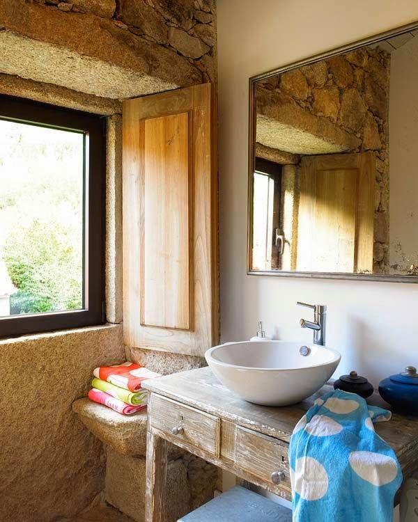 detalhes do cu casa de campo rustica em portugal
