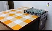 Decora - Cozinha ganha mesa com fogão embutido | globo.tv