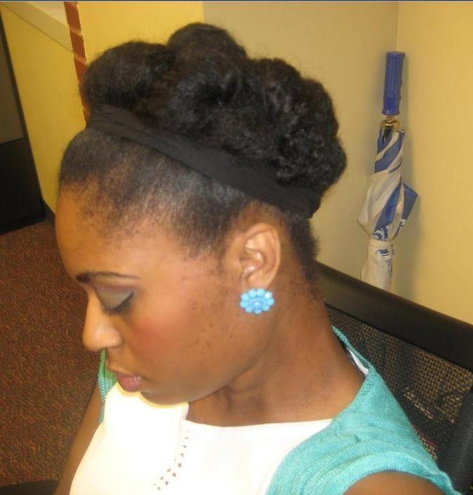 Protective Hairstyles Short Natural Hair